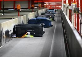 Ensuring up to date baggage handling software