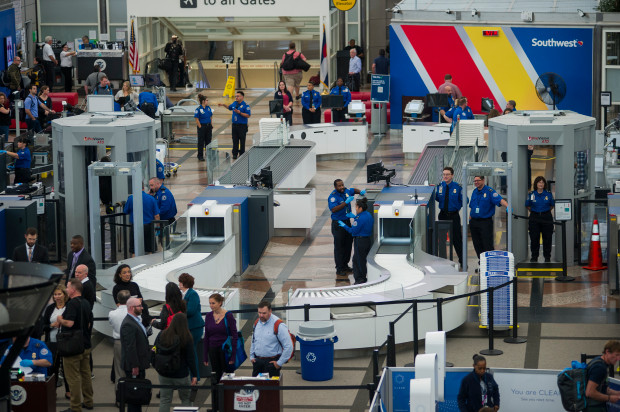 Passenger Focused Smart Security Lanes at Denver International Airport